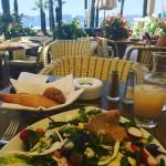 Salade Nioise et un pastis CarltonCannes canneslions2016 thatsalotoftuna